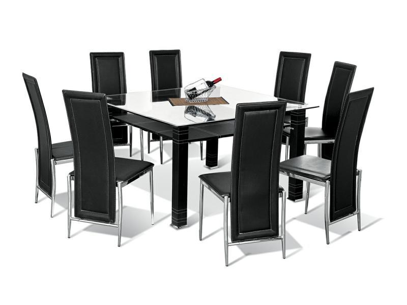 Nino muebles for Juego de comedor minimalista